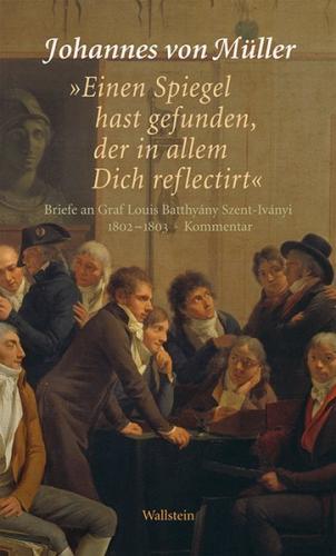 """""""Einen Spiegel hast gefunden, der in allem Dich reflectirt"""""""