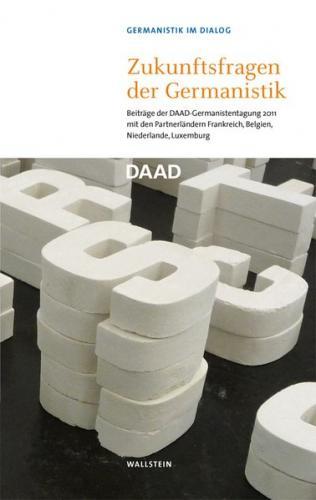 Zukunftsfragen der Germanistik (Ebook - pdf)