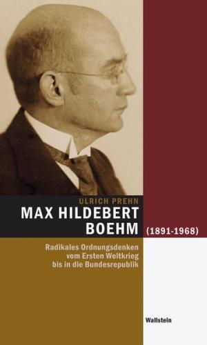 Max Hildebert Boehm (Ebook - pdf)
