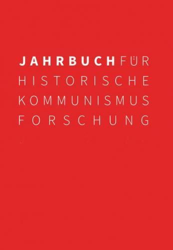 Jahrbuch für Historische Kommunismusforschung 2000/2001
