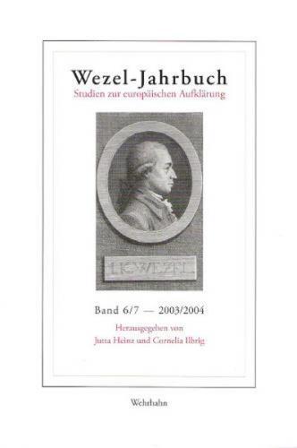 Wezel-Jahrbuch 2003/2004