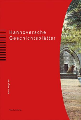 Hannoversche Geschichtsblätter