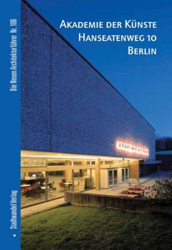 Akademie der Künste Hanseatenweg 10 Berlin