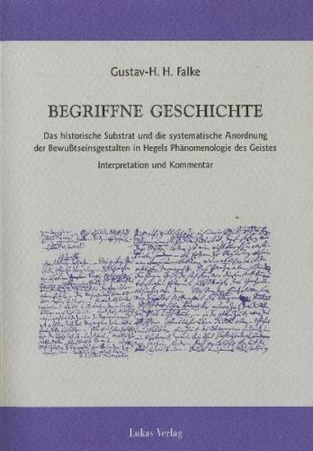 Begriffne Geschichte (Ebook - pdf)
