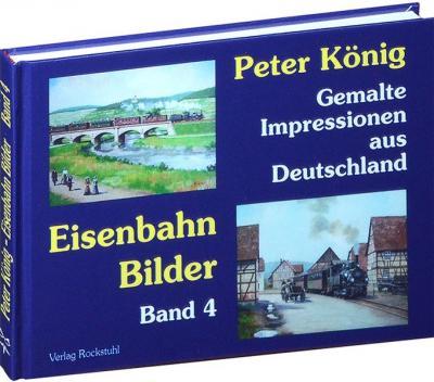 Peter König - Eisenbahn Bilder aus Deutschland