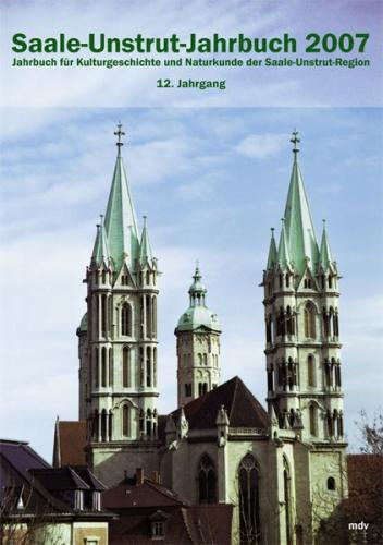 Saale-Unstrut-Jahrbuch 2007