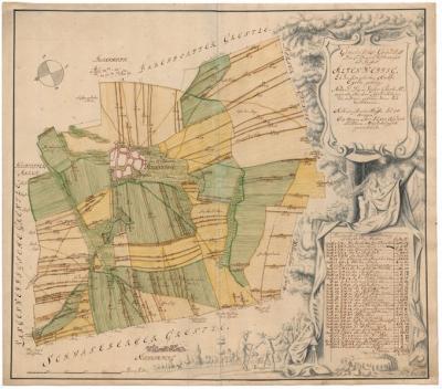 Atlas Camerae Magdeburgensis - Magdeburger Kammeratlas