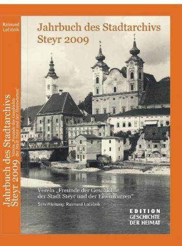 Jahrbuch des Stadtarchivs Steyr