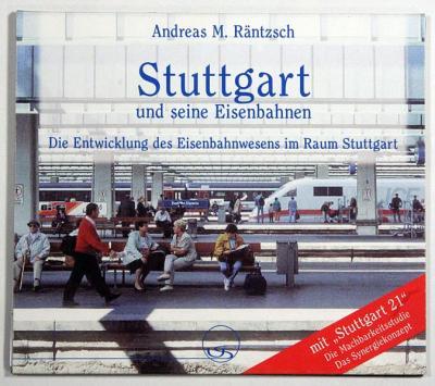 Stuttgart und seine Eisenbahnen - CD-ROM-Edition (Audio-Mp3)