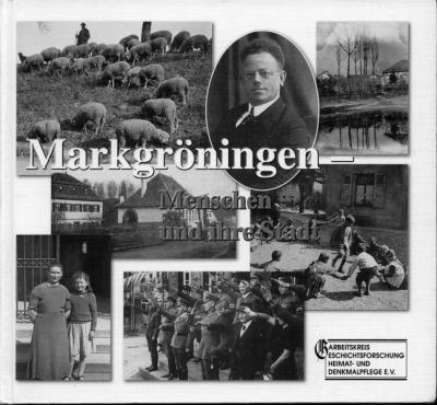 Markgröningen - Menschen und ihre Stadt