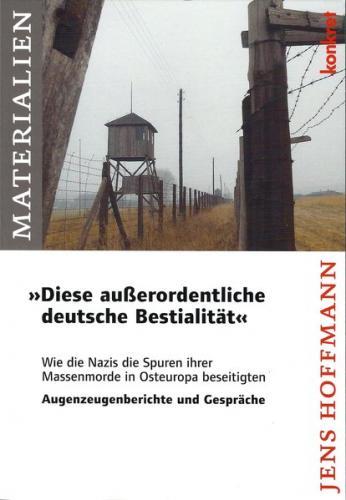"""""""Diese außerordentliche deutsche Bestialität"""" (Ebook - EPUB)"""