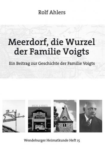 Meerdorf, die Wurzel der Familie Voigts