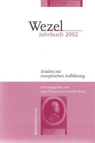 Wezel-Jahrbuch 2002