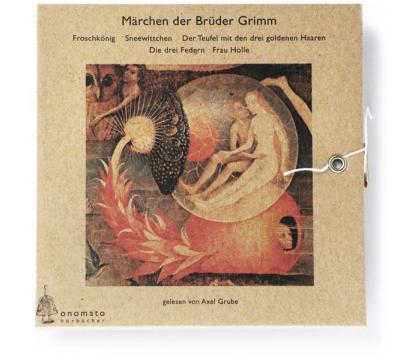 Märchen der Brüder Grimm − CD 1 (Audio-CD)