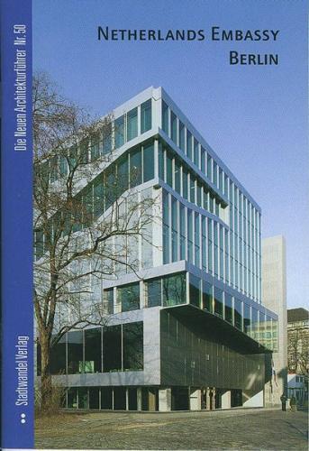 Niederländische Botschaft Berlin