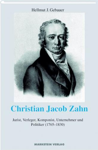Christian Jacob Zahn