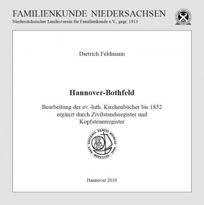 Hannover-Bothfeld (Audio-Mp3)