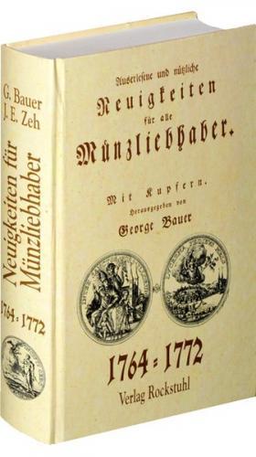 DEUTSCHE UND EUROPÄISCHE MÜNZGESCHICHTE 1764-1772
