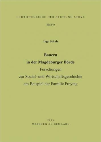 Bauern in der Magdeburger Börde