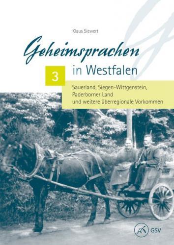 Geheimsprachen in Westfalen Band 3