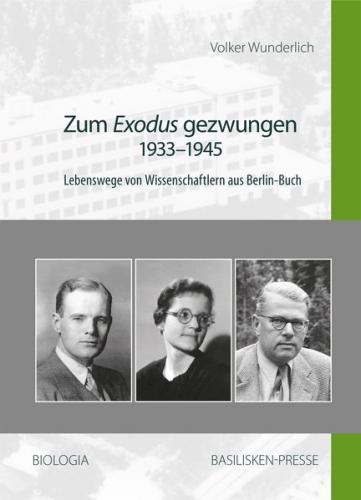 Zum Exodus gezwungen – 1933–1945