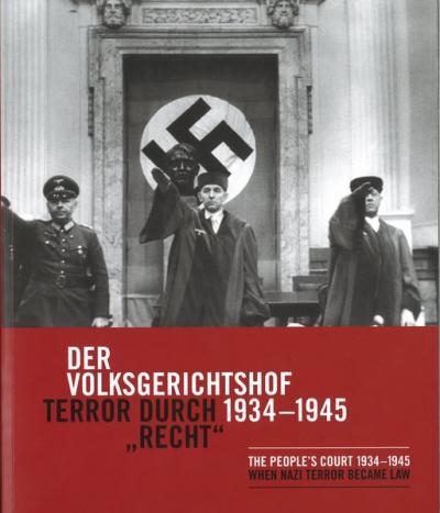 Der Volksgerichtshof 1934-1945
