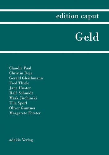 edition caput I Geld