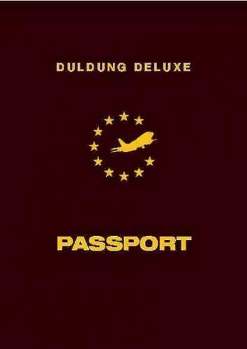 Duldung Deluxe Passport