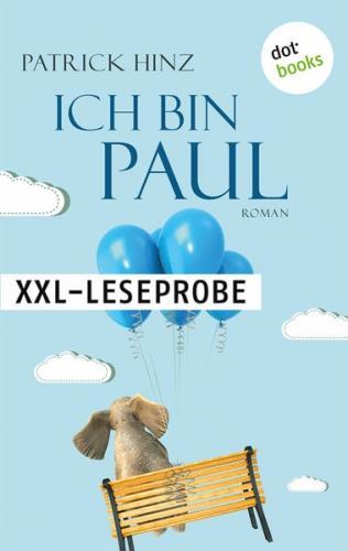 XXL-Leseprobe: Ich bin Paul (Ebook - EPUB)
