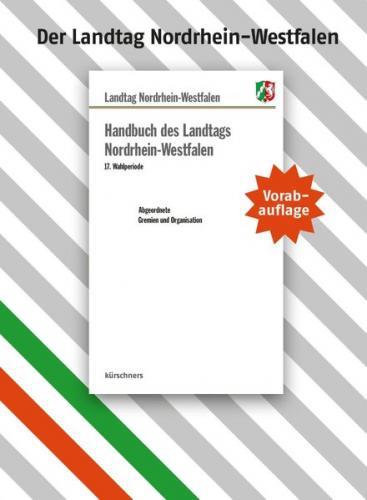 Sonderausgabe Landtag Nordrhein-Westfalen