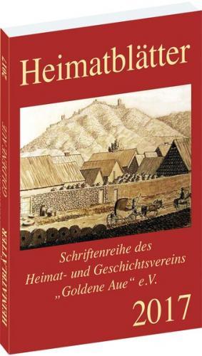 Heimatblätter 2017 - Goldene Aue