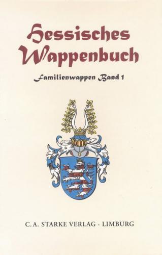 Hessisches Wappenbuch / Familienwappen