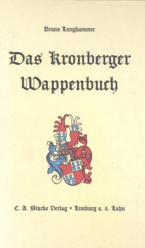 Das Kronberger Wappenbuch