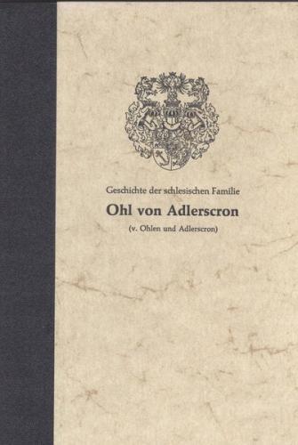 Ohl von Adlerscron (von Ohlen und Adlerscron)