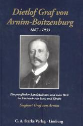 Dietlof Graf von Arnim-Boitzenburg